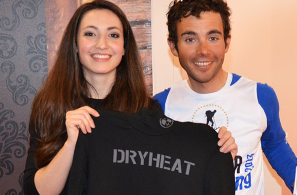 DRY HEAT took part in the 13° edition of Prowinter 2013.