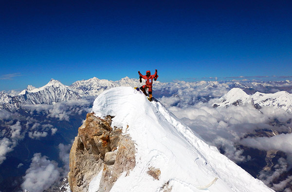 Manaslu: Danilo Callegari on the Mountain of the Spirit